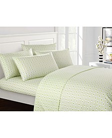 Ayala 6-Pc King Sheet Set