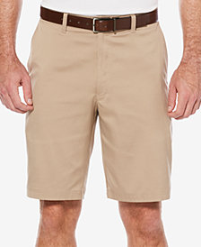 PGA TOUR Men's Big and Tall Flat-Front Shorts