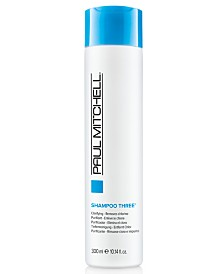 Paul Mitchell Clarifying Shampoo Three, 10.14-oz., from PUREBEAUTY Salon & Spa