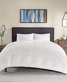 Extra Warmth Twin Oversized 100% Cotton Down Comforter