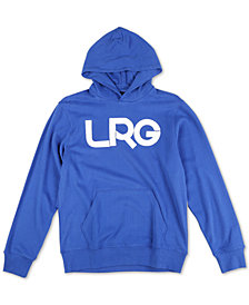 LRG Men's Lifted Regular-Fit Logo Hoodie