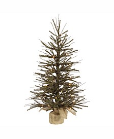 24 inch Vienna Twig Artificial Christmas Tree