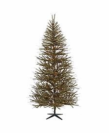 Vickerman 8 ft Vienna Twig Artificial Christmas Tree
