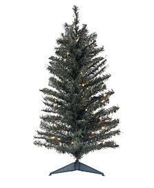Vickerman 36 inch Canadian Pine Artificial Christmas Tree