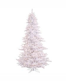 Vickerman 4.5' White Fir Artificial Christmas Tree