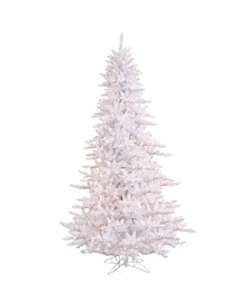 Vickerman 4.5' White Fir Artificial Christmas Tree