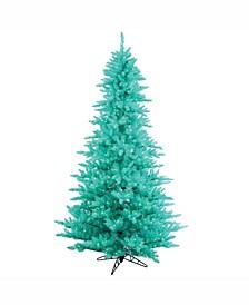 3' Aqua Fir Artificial Christmas Tree