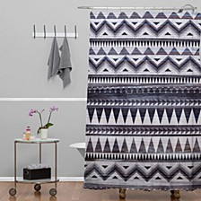 Iveta Abolina Pastel Shower Curtain