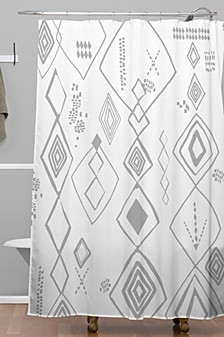 Iveta Abolina Tangier Villa III Shower Curtain
