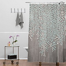 Iveta Abolina High Tide Shower Curtain