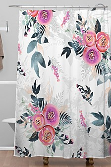 Iveta Abolina Neverending August Shower Curtain