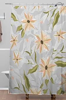 Iveta Abolina Bertadene Garden II Shower Curtain