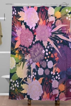 Deny Designs Iveta Abolina Emmanuelle Shower Curtain Bedding