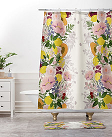 Deny Designs Iveta Abolina Jungle Polka Bath Mat