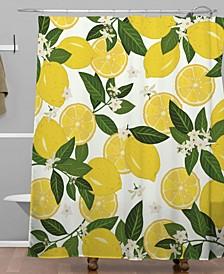 Iveta Abolina Summer Punch Shower Curtain