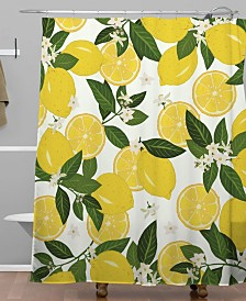 Deny Designs Iveta Abolina Summer Punch Shower Curtain