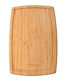 "Top Chef 15"" x 10"" Bamboo Cutting Board"