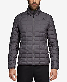 adidas Men's Varilite Grid Down Jacket