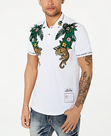 Reason Men's Borneo Polo
