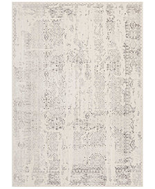 "kathy ireland Home KI34 Silver Screen KI344 9'10"" x 13'2"" Area Rug"