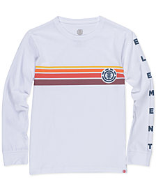 Element Men's Dawn Striped T-Shirt