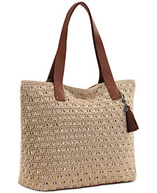 The Sak Fairmont Crochet Tote