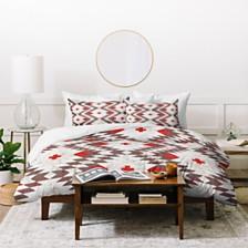 Deny Designs Holli Zollinger Native Rustic Twin Duvet Set
