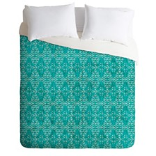 Deny Designs Holli Zollinger Kantha Tribal Queen Duvet Set