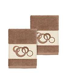 Anabelle 2-Pc Washcloth