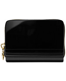 MICHAEL Michael Kors Barbara Zip Around Coin Card Case