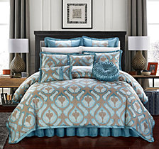 Chic Home Jodamo 9-Pc Queen Comforter Set