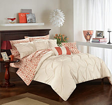 Chic Home Sabrina 10-Pc King Comforter Set