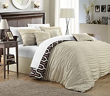 Chic Home Lessie 7-Pc. Comforter Sets