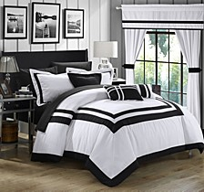 Ritz 20-Pc Queen Comforter Set