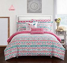 Chic Home Kiernan 9-Pc Full Comforter Set