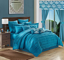 Chic Home Hailee 24-Pc King Comforter Set