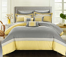 Falcon 8-Pc Twin Comforter Set