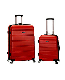"Rockland 20"", 28"" 2Pc Expandable Abs Spinner Set"