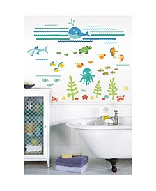 Under The Sea Applique Kit