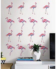 Pink Flamingo Applique Kit