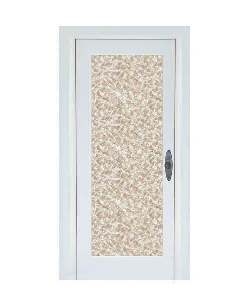 Brewster Home Fashions Brushstrokes Door Premium Film