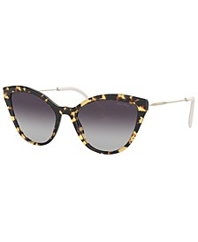 Sunglasses, MU 03US 55