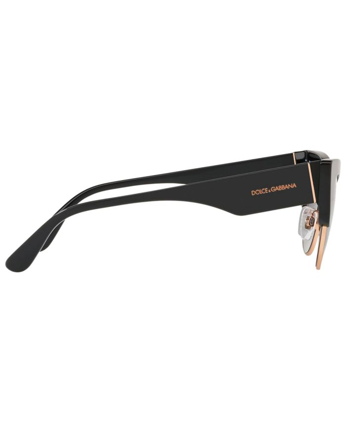 Dolce & Gabbana Sunglasses, DG4346 53 & Reviews - Sunglasses by Sunglass Hut - Handbags & Accessories - Macy's