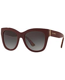 Dolce & Gabbana Sunglasses, DG4270 55