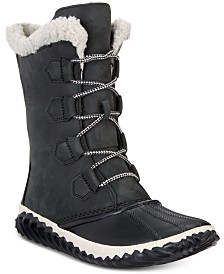 Sorel Women's Out N About Plus Waterproof Boots