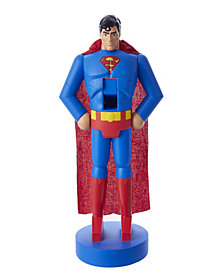 Kurt Adler 10-Inch Superman Nutcracker