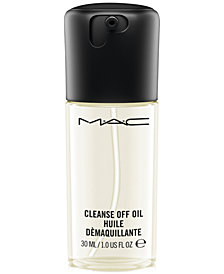 Receive a Complimentary Little MAC Cleanse Off Oil with any $50 MAC purchase. A $12 Value!