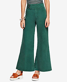 Free People Youthquake Bell-Bottom Pants