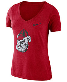 Nike Women's Georgia Bulldogs Tri-Vault T-Shirt