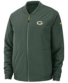 Nike Men's Green Bay Packers Bomber Jacket